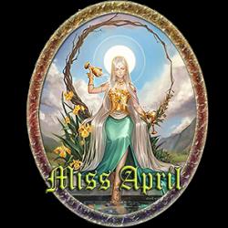 Miss April