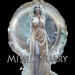 Miss January