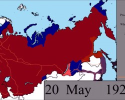 The Russian Civil War_ Every Other Day