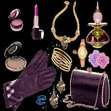 Queen cosmetic set