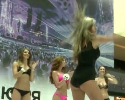 Dancer Katrin